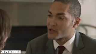 Preview 2 of VIXEN Seductive Real Estate Agent Gets Punished