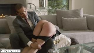 Preview 3 of VIXEN Seductive Real Estate Agent Gets Punished