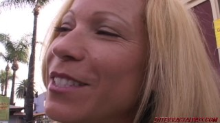 Mom cock cheats black busty and first taking her big wife wife old