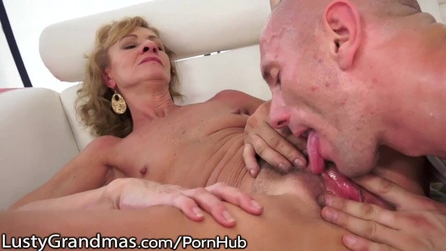 Grandma lusty tgp - Lustygrandmas hairy granny eaten and drilled to satisfaction