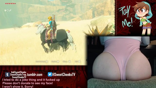Sweet Cheeks Plays Breath of the Wild (Part 5)
