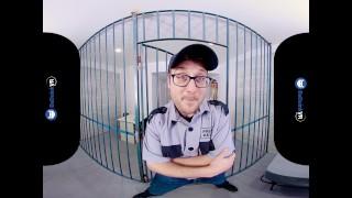 BaDoinkVR.com Reunion In The Jail Cell With Latina Teen Maya Bijou porno