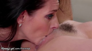 Abella Danger Shows StepMommy How She SQUIRTS!