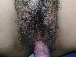 Hairy and Wet Pussy