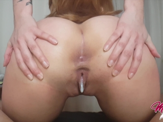 OMG Not Pregnant ??? !! MiaQueen Creampies – Amateur Compilation 2!!!