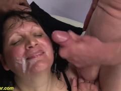 gordinha amadurece primeiro dupla penetração