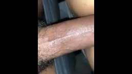 fucked my uber driver in the ass of my garage