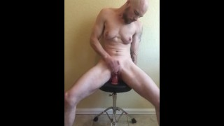 Up trans close pussy guy with dildo fucked big toys webcam