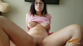 Loves her nerd dick girl big horny wet pussy a inside spanish big
