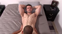 Straight Military Jock Barebacks His Best Friend