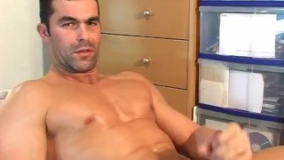 real beau tifull str8 french male In a porn in spite of him. Serviced cock