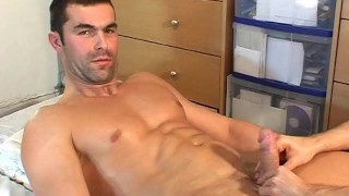 Real beau tifull str8 french male In a porn in spite of him.