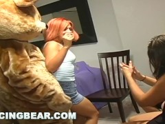 DANCING BEAR  Girls Going Wild At This Crazy CFNM House Party | Porn-Update.com