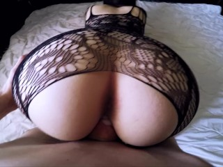 Big Ass Doggy Fuck in Sexy Outfit