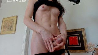 chaturbate stream 3/30/2018 Solo breasts