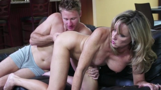 Step Son Fucks Mom Big Tits