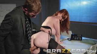 Brazzers - Zara Du Rose fills out her office fantasy