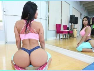 BANGBROS - Big Ass Latina MILF Rose Monroe Teaches Salsa and More