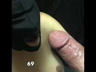 Masked Milf 69 Amazing BlowJob