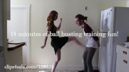 """Ballbusting 101: A Tutorial By Miss Chaiyles"" Trailer | Femdom, CBT"