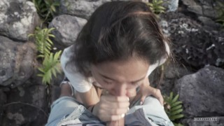 An on diaries alone sex the  island asian teen
