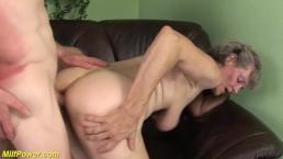 hairy big boob mature rough fucked