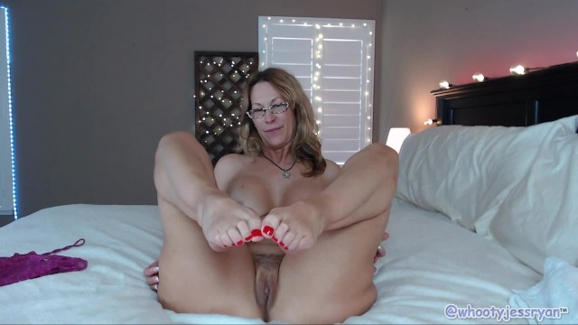 Quickie Count Down Cum On Toes Camgirl Milf Jess Ryan -5661