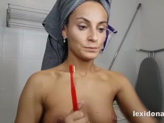 Lexidona - Toothbrushing - Home Made