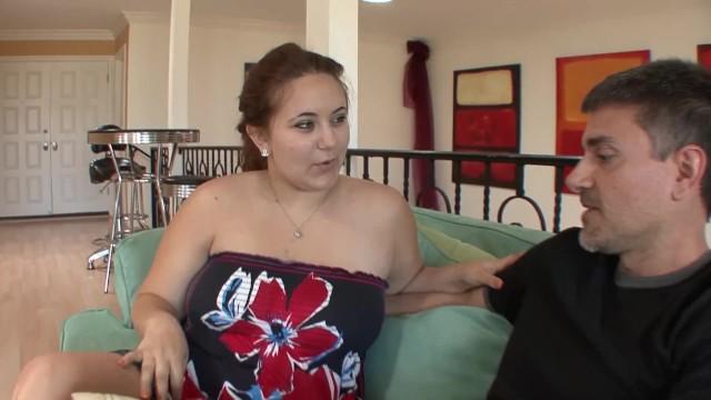 Chubby Wife Lets Big Dick Hubby Fuck Bubble Butt Ebony Babe 15