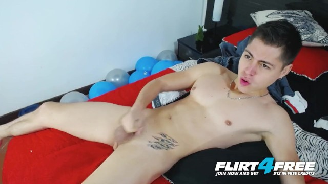 Brians return by gay paulsen - Brian mendoza on flirt4free - toned latino twink lotions up big uncut cock