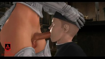 Priest Fucked By Futa Angel (Futa)