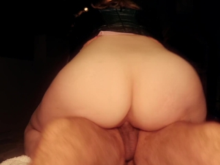 Holidays with Beautiful Ginger Girl  Homemade Sextape Orgasmic Vacation