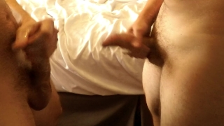 Fucked With My Own Cum (Bareback Cock Breed Creampie Anon Raw Load Big Ass) Dad hole