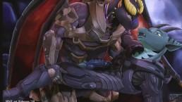 Eglan Dragon Gay YIFF ARMOR ARTS