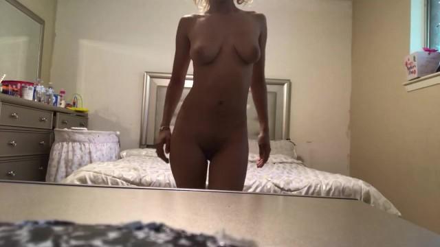 Amateur Riding Dick Orgasm