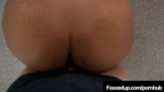 Black Swan Jenna Foxx Trades Interracial Sex For Class Help!