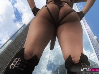 Colossal domme...