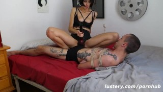 Tied Up By Girlfriend With Perfect Body