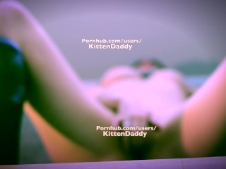 Super Horny and Trippy Teen - KittenDaddy