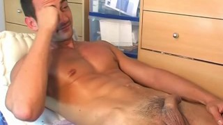 Big in  him french of spite gets ben stew wanked cock his air gay wank
