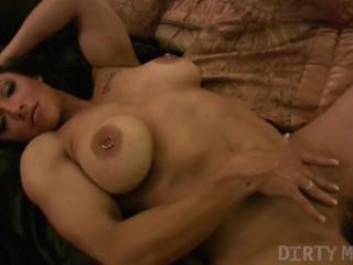 Female bodybuilder porn masturbation video...