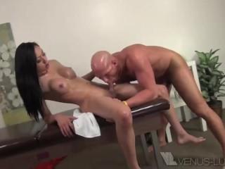 Oil Massage Fuck