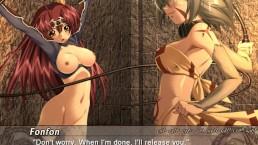 Lightning Warrior Raidy 2 - Bargaining with Fonfon
