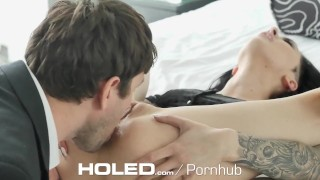 Ass pulsating cum tight with oozing holed butt dick