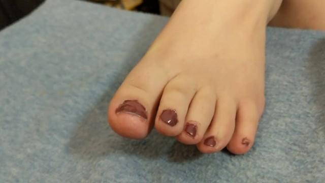 Amateur;Feet;60FPS;Music;Verified Amateurs;Solo Female kink, feet, toes, feet-nail-polish, nail-polish-fetish, foot-fetish, foot, music, fat-pussy, pussy-flash, 60fps, ultra-hd-4k
