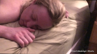 PAINAL Cute Blonde Gets Her Ass Fucked W/ Vibrator Stuffed in Her Pussy Smalltits stepsis