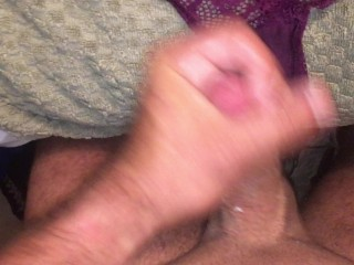 Jerking off and Shooting a load of cum on some lace g-string panties!<div class='yasr-stars-title yasr-rater-stars-vv'                           id='yasr-visitor-votes-readonly-rater-aad195f0d6b8f'                           data-rating='0'                           data-rater-starsize='16'                           data-rater-postid='2488'                            data-rater-readonly='true'                           data-readonly-attribute='true'                           data-cpt='posts'                       ></div><span class='yasr-stars-title-average'>0 (0)</span>
