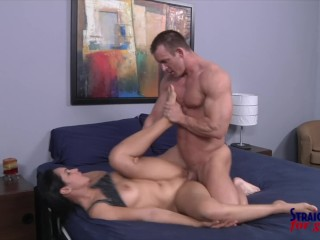 Tj cummings in straight porn made for gay...