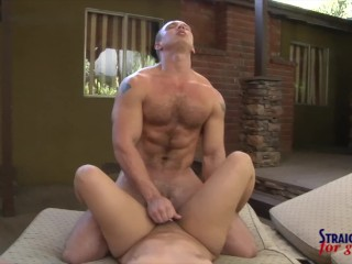 John Magnum in Straight Porn Made for Gay Men