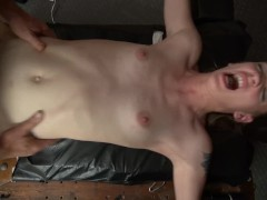 Hardcore Tickling - Gisele Roxx Fucked Silly